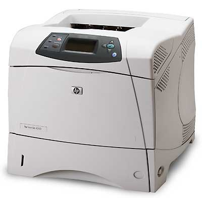 HP LaserJet 4300TN Printer - Q2433A