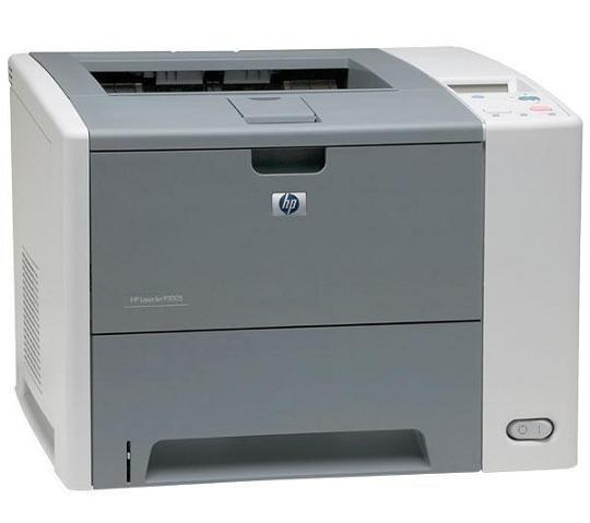 HP LaserJet P3005DN Duplex Network Printer
